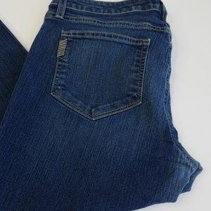 PAIGE ▪ roxie capri jeans in Boston wash